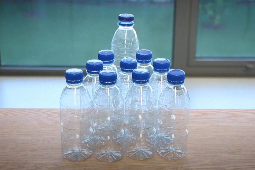 Pinto Brasil promove redução do uso do plástico na empresa